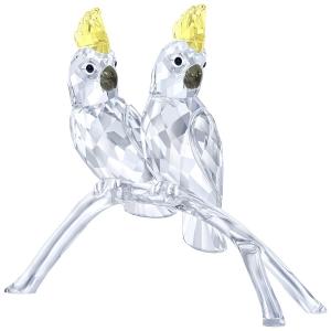 Swarovski: Cockatoos