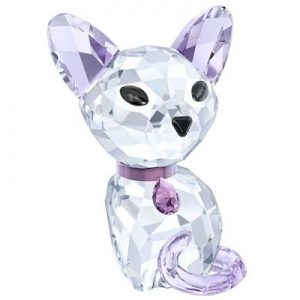 Swarovski: Fiona, the Siamese Kitten