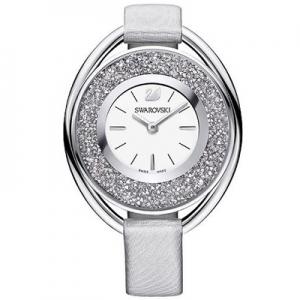 Swarovski: Crystalline Oval Watch, Gray