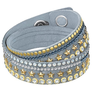 Swarovski: Slake Stars Bracelet, Blue