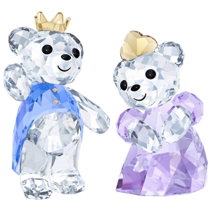 Swarovski: Kris Bear Series, Prince & Princess