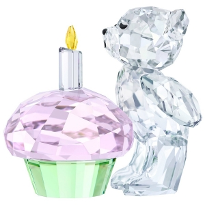 Swarovski: Kris Bear Series, Time to Celebrate
