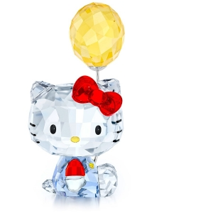 Swarovski: Hello Kitty with Balloon