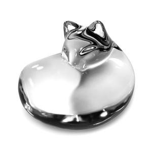 Steuben: Cat Hand Cooler