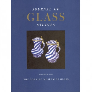 Journal of Glass Studies, Vol. 34, 1992