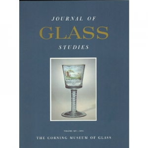 Journal of Glass Studies, Vol. 14, 1972