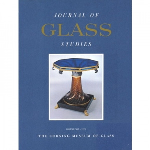 Journal of Glass Studies, Vol. 16, 1974