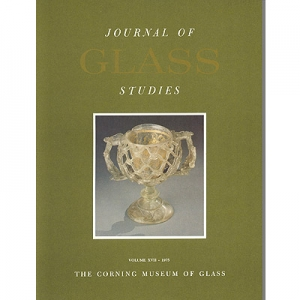 Journal of Glass Studies, Vol. 17, 1975