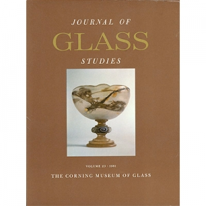 Journal of Glass Studies, Vol. 23, 1981