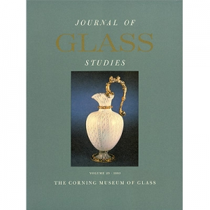 Journal of Glass Studies, Vol. 25, 1983