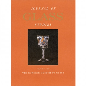 Journal of Glass Studies, Vol. 26, 1984