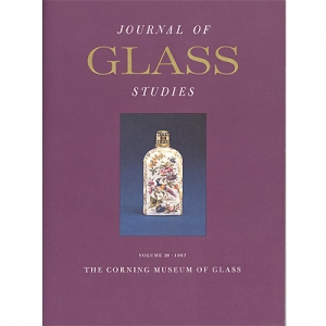 Journal of Glass Studies, Vol. 29, 1987