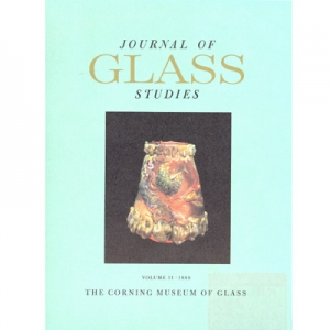 Journal of Glass Studies, Vol. 31, 1989