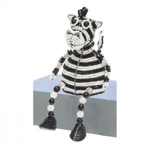 Beadworx: Zebra Bead Buddy