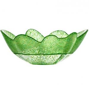 Anna Ehrner: Organix Bowl, Spring Green, Large