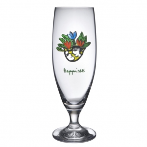Ulrica Hydman-Vallien: Friendship Glass, Happiness