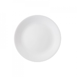 "Corelle: Winter Frost White 8"" Plate"