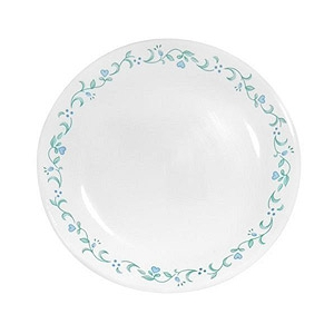 "Corelle: Country Cottage 10.25"" Plate"