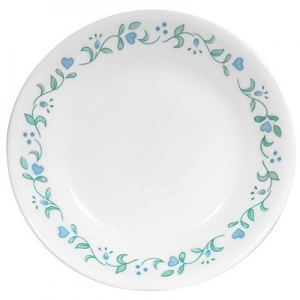 "Corelle: Country Cottage 6.75"" Plate"