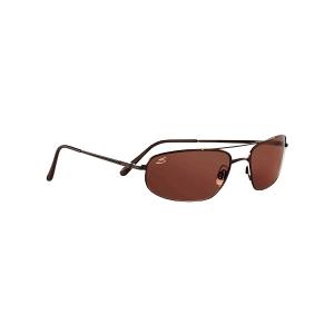 Serengeti: Velocity Espresso Polarized Sunglasses