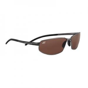 Serengeti: Granada Gunmetal Polarized Sunglasses