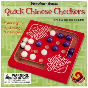 MegaFun USA: Travel Size Quick Chinese Checkers
