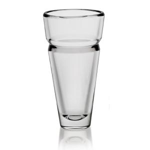 Steuben: Vee Vase