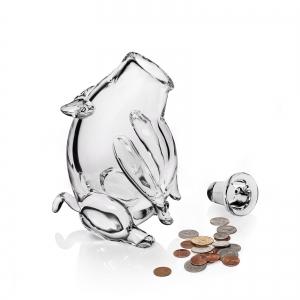 Steuben: Piggy Bank