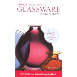The Official Price Guide to Glassware, 4th Ed.