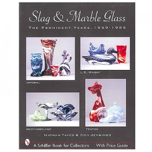 Slag & Marble Glass: The Prominent Years, 1959-1985