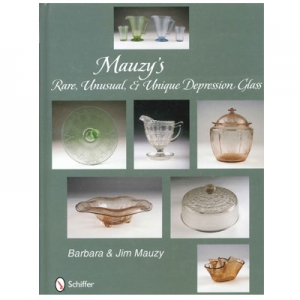 Mauzy's Rare, Unusual, & Unique Depression Glass