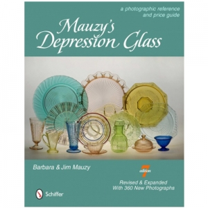 Mauzy's Depression Glass, 7th Edition