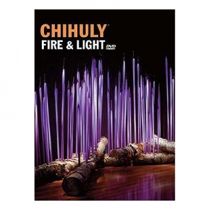 Chihuly Fire & Light Book and DVD