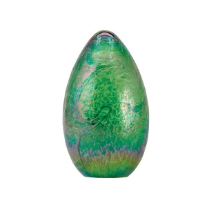 Glass Eye Studio: Terra Green Dragon Egg