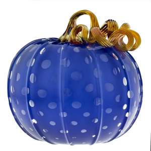 Catherine Ayers: Blue Pumpkin