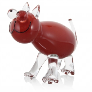 Catherine Labonte: Cat, Opaque Red