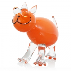 Catherine Labonte: Cat, Opaque Orange