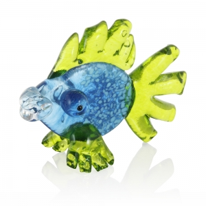 Catherine Labonte: Fish, Transparent Blue & Green