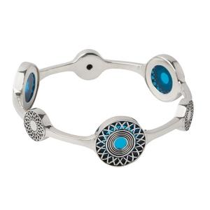 Cynthia Gale: Ennion Sapphire Bangle Bracet
