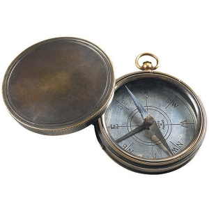 Authentic Models: Victorian Trails Compass