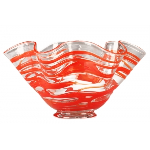 G. Brian Juk: Bowl, Red