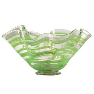 G. Brian Juk: Bowl, Green