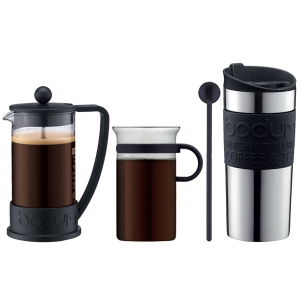 Bodum: Coffee Set, Black