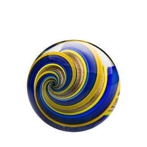 Mark Matthews: Triple Triple Lutz Sphere, Yellow, & Cobalt