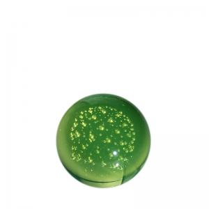 Mark Matthews: Bubble Sphere, Uranium Yellow