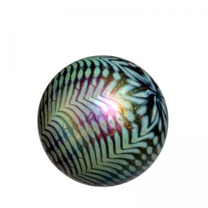 Mark Matthews: Lotus Iridescent Sphere