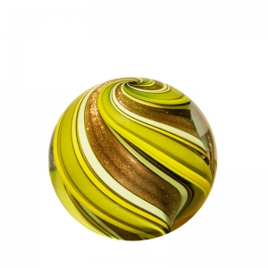 Mark Matthews: Triple Triple Lutz Sphere, Olive Green