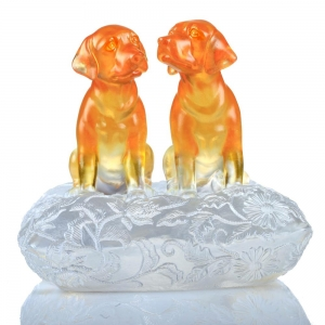LIULI Art Glass: New Century of Luck