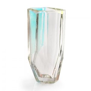 Vitreluxe Glass: Large Vase, Luster