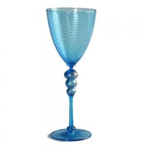 Vetro Vero: Blue Goblet 3